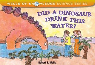 did a dinosaur drink this water book for teaching the water cycle