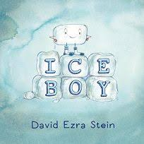ice boy book for teaching the water cycle