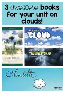 the 3 best books about clouds for upper elementary science and reading classes