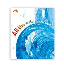 all the water in the world book for teaching the water cycle