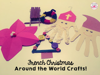 A great blog post about Christmas Around the World in the FSL Classroom!