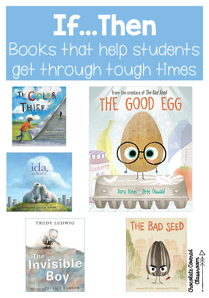 This blog post highlights the six best picture books for social emotional learning. These books will help elementary kids to learn about mental health, social skills, identity, kindness, perfection and labels. This blog post has my 6 must-have SEL books to add to your classroom library. These books are great for read alouds, Morning Meeting, classroom discussions, counselors, health class and more! Social-emotional intelligence can be taught through these stories! #fifthgrade #picturebooks