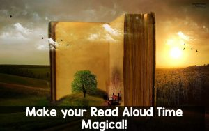 read aloud in the upper elementary classroom