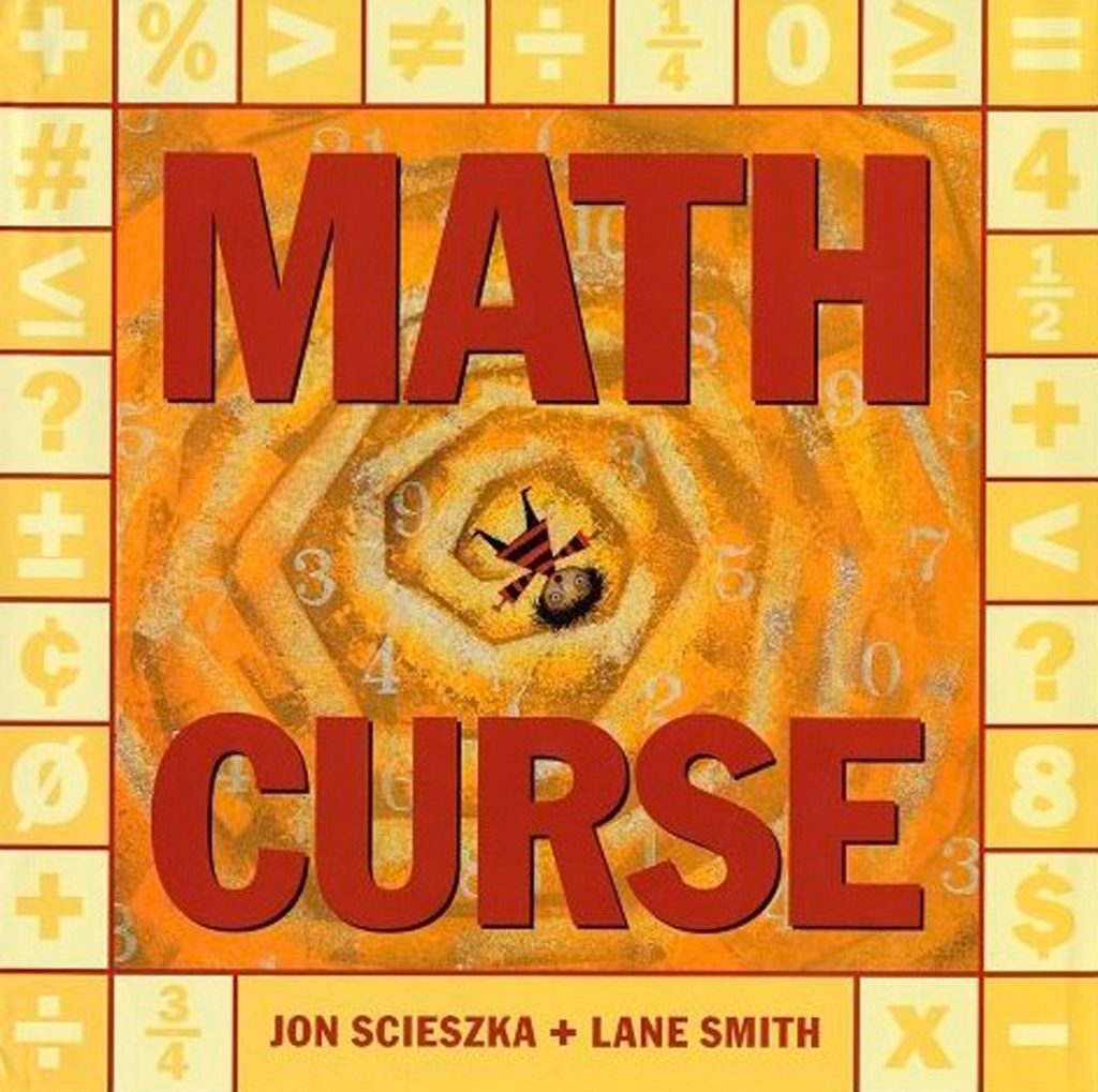 math picture books for kids the math curse