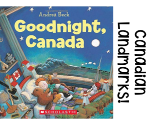 Great book for teaching Canadian Geography in Upper Elementary Classroom