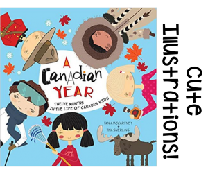 Picture books for teaching Canadian Geography in the Upper Elementary Classroom