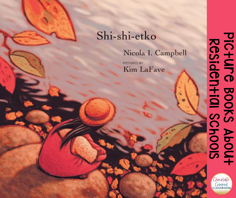 shi-shi-etko picture books about residential schools