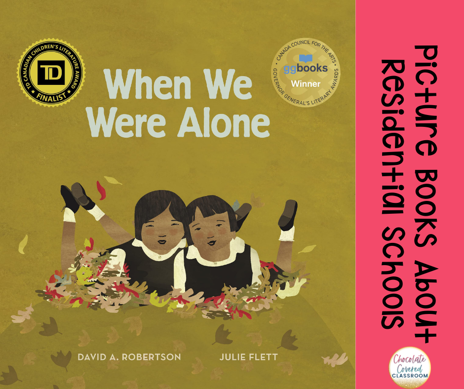 when we were alone interactive read aloud about canadian residential schools