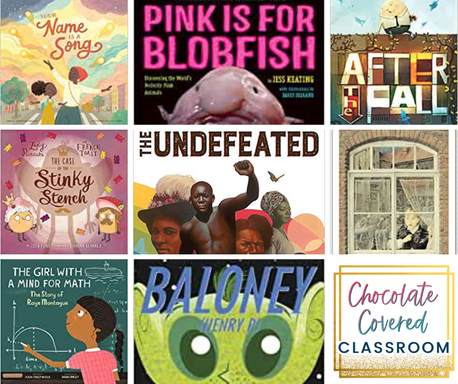 5 best picture books for teaching genre in the upper elementary classroom